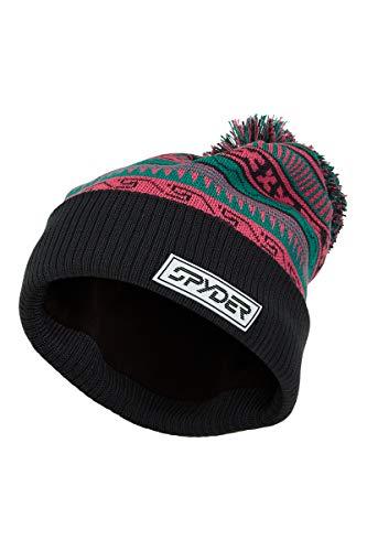 Spyder Active Sports Men's Heritage Hat, Ebony, One Size