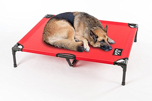 2PET Elevated Cooling Pet Bed