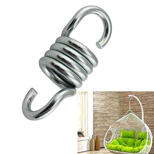 Steellwingsf Lot de 2 crochets de suspension en acier pour balancelle de jardin