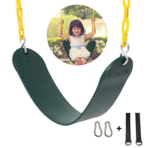 DFGHJKNN Schaukelsitze Heavy Belt Schaukelsitz Mit Rostschutzkette Für Kinder Und Erwachsene,Indoor Outdoor Fun