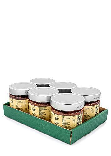 KoRo – Pesto Rosso vegan 6 x 180 gr – Heerlijke rode pesto