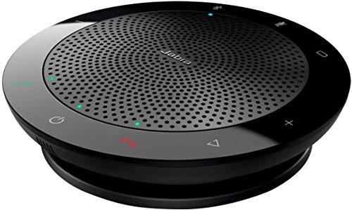 Oferta de Jabra Speak 510 - Altavoz Portátil para Conferencias con USB - Certificado para Comunicaciones Unificadas - Compatible con PC, Smartphones y Tabletas
