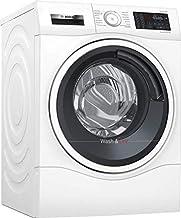Bosch WDU28540 Serie 6 Waschtrockner / A / 1224 kWh/Jahr / 9/6 kg / 1400 UpM / Weiß mit Glastür / AutoDry / Nachlegefunktion / AntiVibration™ Design