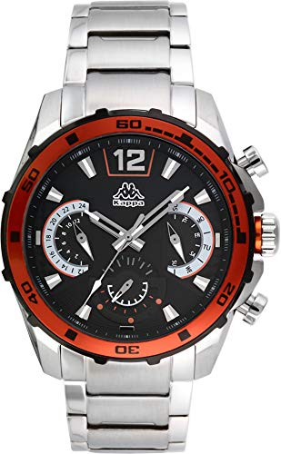 Kappa Chronograph KP-1408M-A Cronografo uomo Molto sportivo