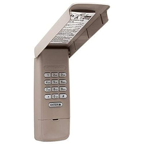 Why Should You Buy 877MAX Liftmaster Keyless Entry Keypad 377LM 977LM Sears Compatible 315mh 390mhz