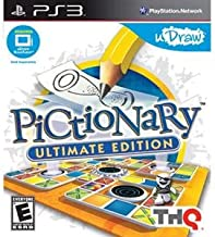pictionary ps3 game