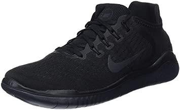 Nike Mens Free RN 2018 942836 002 - Size 9 Black/Anthracite