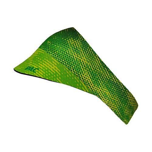 P.A.C. Ultra Visor Headband - antibakterielles Stirnband, Schildkappe, Sunvisor, Sonnenschutz, Schildmütze, Golf Kappe, Tennis Visor, atmungsaktive Schirmmütze, Unisex