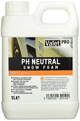 Valet PRO pH Neutral Snow Foam (1 Litre)