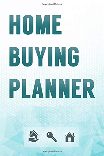 Home Buying Planner: House Hunting Checklist Blank Lined Journal