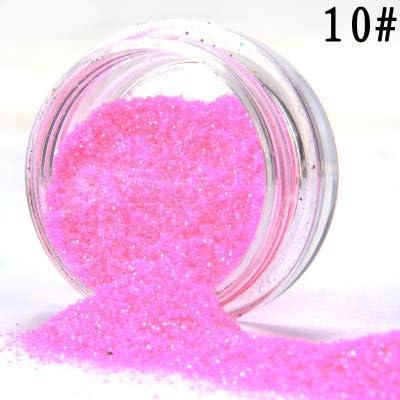 Gabcus 20 Pot Nail Art Shi Bling Powder Dust Super Ranking TOP9 sale period limited Glitter