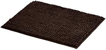 AmazonBasics Chenille Loop Bath Mat (Small Size)