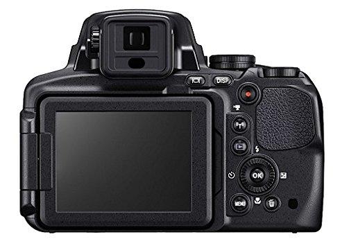 WASHODO Nikon COOLPIX P900/B700 デジタルカメラ用 ガラス製 液晶保護フィルム (COOLPIX P900)