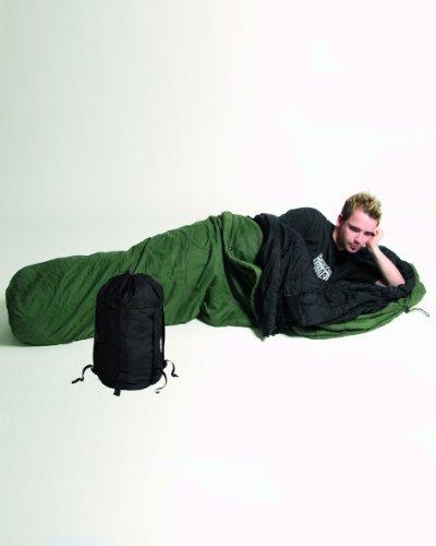 Mil-Tec Schlafsack US Style Modular 2-TLG.