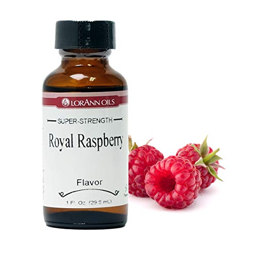 LorAnn Super Strength Royal Raspberry Flavor, 1 ounce bottle