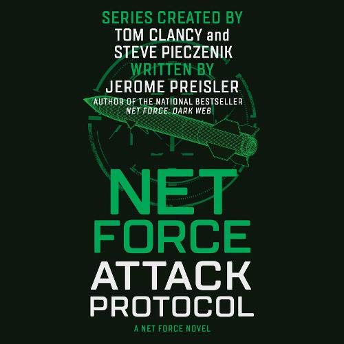 Net Force: Attack Protocol  By  cover art