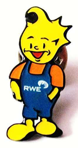 RWE - Figur - Pin 30 x 11 mm