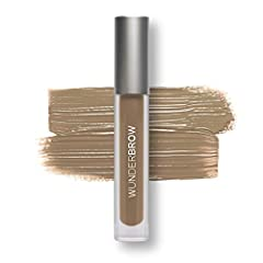 Long-Lasting Award-Winning Eyebrow Gel for Flawless Brows Define, Fill & Thicken your Brows with Wunderbrow Eyebrow Gel Wunderbrow is completely Waterproof, Smudge-proof, Transfer-proof & Lasts Up to 3 Days Natural Looking Eyebrow Gel, infused with '...