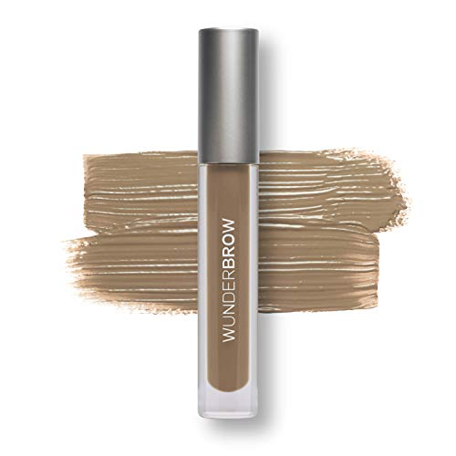 WUNDER2 WUNDERBROW Makeup Waterproof Eyebrow Gel For Long Lasting Eye Brow Make Up, Blonde