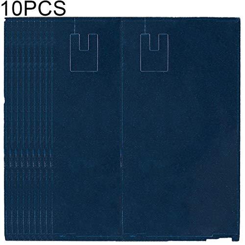 WEI RONGHUA Zubehör für Handy 10 STÜCKE Gehäuse-Frontkleber for HTC One M8 / E8 elektronisch
