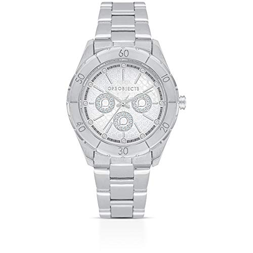 Ops Objects Freedom - Reloj solo hora para mujer, moderno, cód. OPSPW-819