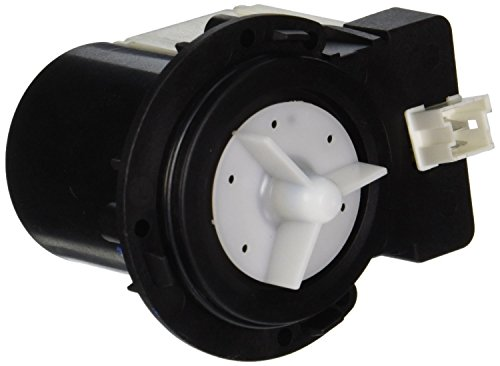 Compatible Drain Pump Motor Assembly for Samsung WF218ANW/XAA-0000, Samsung WF448AAP/XAA-0000, Samsung WF410ANR/XAA, Samsung WF231ANW/XAA-0001 Washer