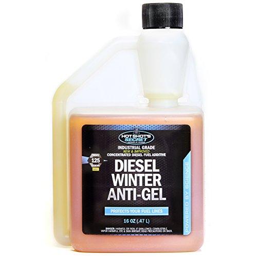Hot Shot's Secret P403316ZS Diesel Fuel Additive, 16. Fluid_Ounces