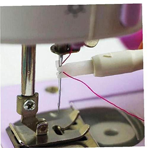 PiniceCore Hohe Qualität Compact Einfädler Insertion Applikatorgriff Gewinde Für Nähen Werkzeugmaschine Nähen