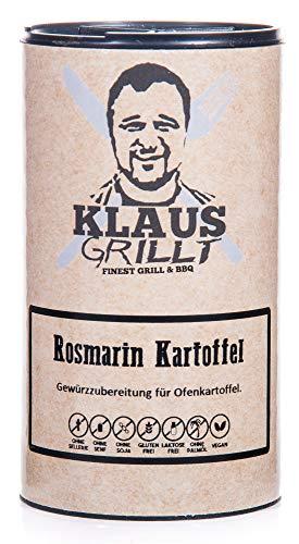 Rosmarinkartoffel Würzmischung von Klaus grillt.... 100g Streuer