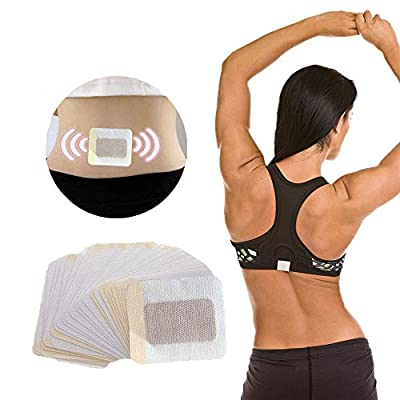 Slimming Patch 40 pcs, Weight Loss Sticker, Belly Slimming Patch, Fat Burning Abdominal Fat Sticker,For Beer Belly,for Loose Belly Arms and Thigh by Zibnwee