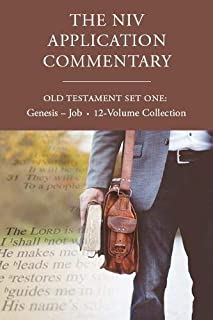 The NIV Application Commentary, Old Testament Set One: Genesis-Job, 12-Volume Collection (0310118239) | Amazon price tracker / tracking, Amazon price history charts, Amazon price watches, Amazon price drop alerts