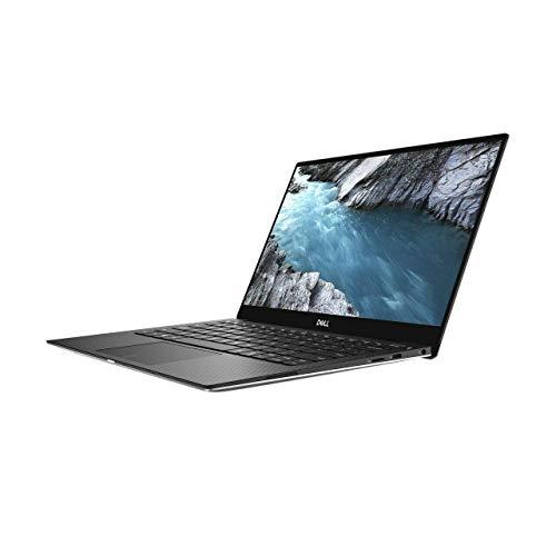 2019_Dell XPS 13 9380 Laptop 13.3' 4K UHD Touch Display , 8th Generation Intel Core i7-8565U Processor, 8GB RAM, 512GB SSD, Webcam, Fingerprint Reader, HDMI, Wireless+Bluetooth, Windows 10, Black