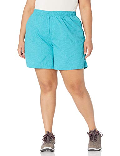 Columbia Damen Sandy River II Printed, Breathable, Sun Protection Legere Shorts, Transparenter Wasserdruck, XL x 13 cm Entrepierna