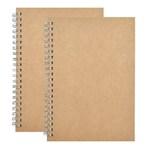 Dokpav 2 To Do List Planner Notepad, Agenda Giornaliera Manuale per La Gestione del Tempo, 100 pagine / 50 fogli, 19 x 13 cm