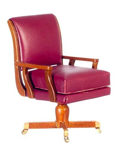 Melody Jane Puppenhaus Jimmy Carter Oval Büro Schreibtisch Stuhl-Miniatur Schulmöbel