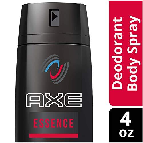 AXE Body Spray for Men, Essence, 4 oz