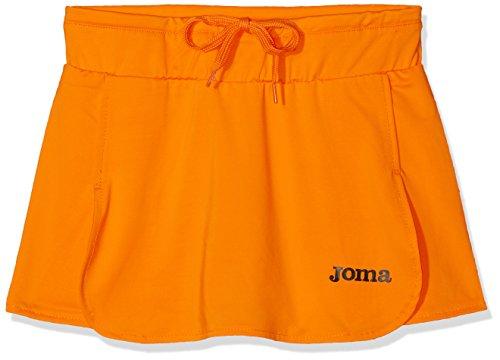 Joma Open Jupe, Filles, Open, Orange (Fluo)