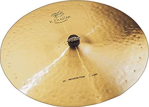 Zildjian K Constantinople Series - 20' Medium Thin Low Ride Cymbal