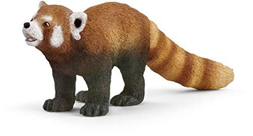 SCHLEICH B07Y2TDMSN Roter Panda Wild Life