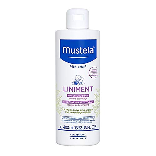 Mustela Liniment Flacon-Pompe 400 ml