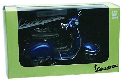 NewRay 42213 - Maqueta de Motocicleta, 1:12 (42213) - Figura Vespa 1978 p200e (16 cm) S U R T I D O