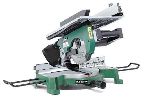Stayer 1589 Ingletadora Ø210mm con mesa superior de corte SC 250