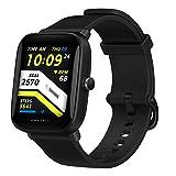 Amazfit Bip U Smartwatch Orologio Intelligente Fitness Schermo TFT-LCD da 1,43' Impermeabile 5 ATM , 60 Modalità di Allenamento, Contapassi, Monitor del Sonno per Sport, Uomo, Donna
