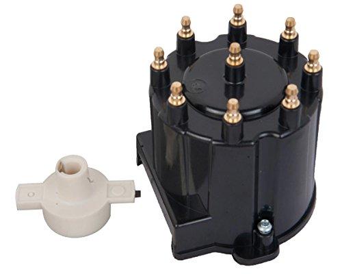Inboard/Outboard Electrical Distributer Cap & Rotor V-8 Delco EST WSM 18-5281, OEM#393-808483Q1&808484,854548&3854549