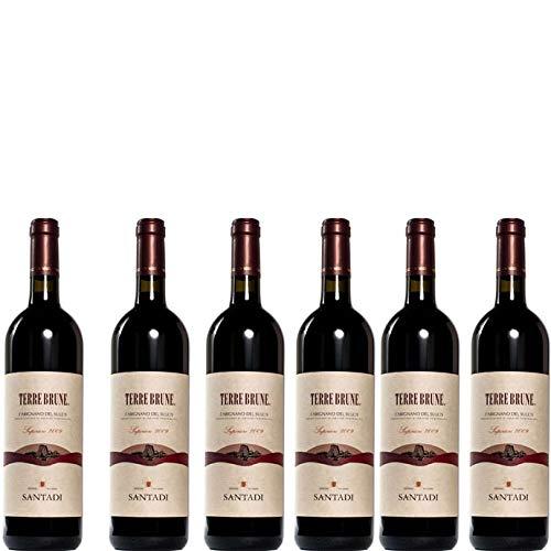 6 bottiglie per 0,75l -TERRE BRUNE - CARIGNANO DEL SULCIS DOC