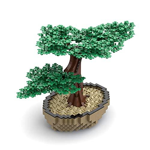 Bonsai Baum 1008 Teile Bonsai Bausteine...