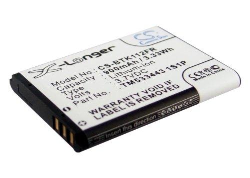 Cameron Sino 900mAh/3.33Wh Ersatz-Akku für Callstel bfx-300
