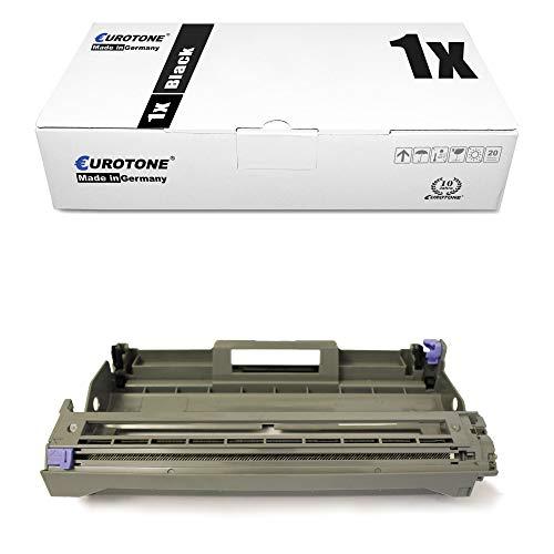 1x Eurotone Trommel für Brother Fax 2840 2845 2940 2950 DR2200 Schwarz DR-2200 Black