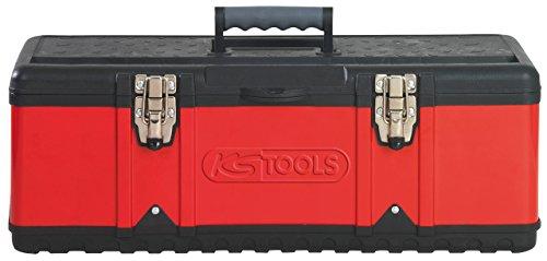 KS Tools 850.0345 - Cajas de herramientas de chapa de acero de plástico