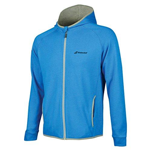 Babolat Core Hood Sweat, blau, M